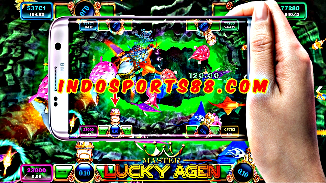 Game Tembak Ikan Online Android